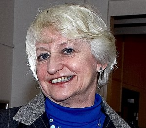 Laila Nielsen tog sine børn og naboer ned til korsang på Lynge skole. Det fik langt rækkende konsekvenser.