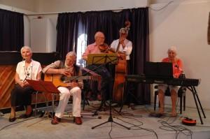 Den landskendte Cabaret med sangere og musikere fra Visens Venner Furesø.